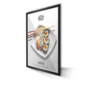 Carta para Restaurantes Chinos